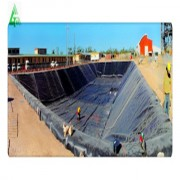 HDPE geomembrane aquaculture